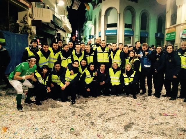 Les empreses del GRUP BARNA PORTERS gestionen la seguretat i control del Carnaval Sitges 2018