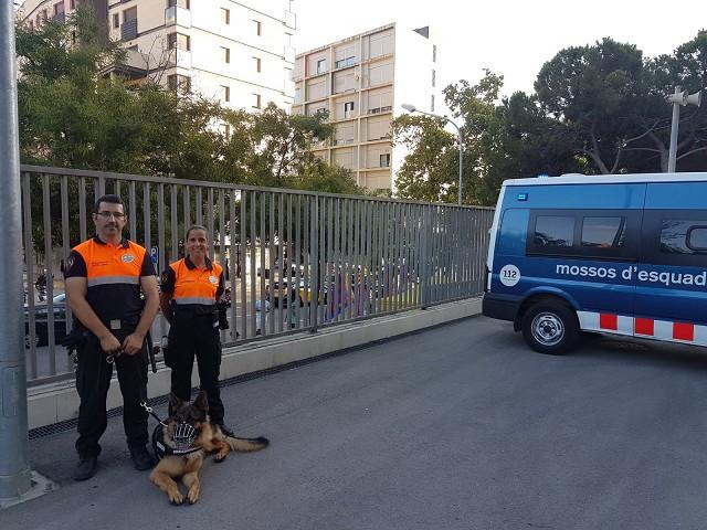 Reunió extraordinària de la Junta Local de Seguretat de Barcelona