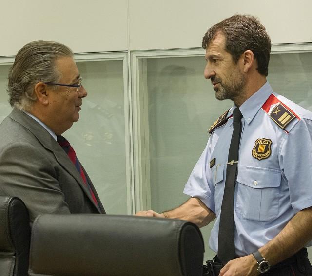Comunicado del Ministerio del Interior sobre la aplicación del artículo 155de la Constitución