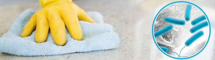BNM Limpieza y desinfección