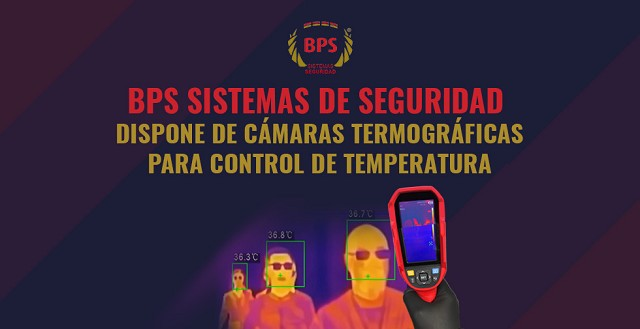Cámaras termográficas